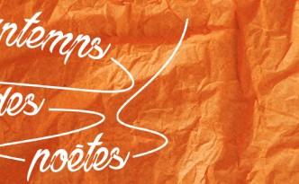Bannière Printemps des poètes